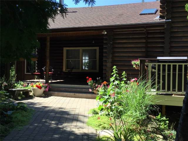 115 Hobson's Harbour Dr, Northern Bruce Peninsula, ON N0H 1W0 (#X4897789) :: The Ramos Team