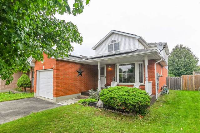 46 Bushmills Cres, Guelph, ON N1K 1T7 (#X4904092) :: The Ramos Team