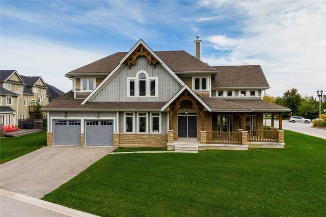 103 National Dr, Blue Mountains, ON L9Y 0B8 (#X4906900) :: The Ramos Team