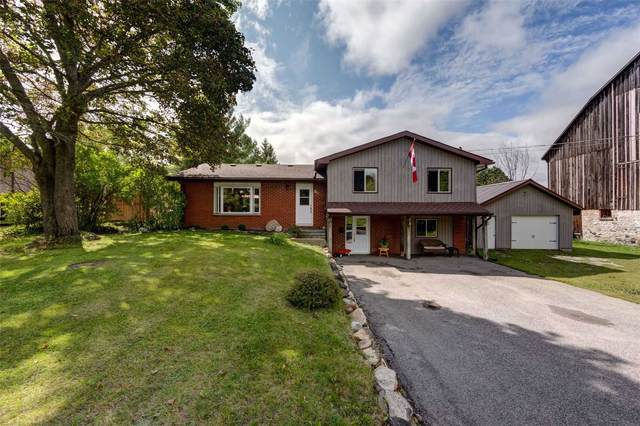 80 Reid St, Kawartha Lakes, ON K0M 1A0 (#X4908473) :: The Ramos Team