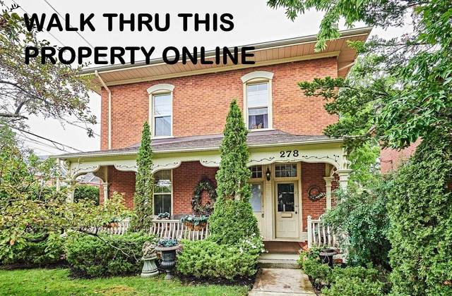 278 Reid St, Peterborough, ON K9J 3R1 (#X4912617) :: The Ramos Team