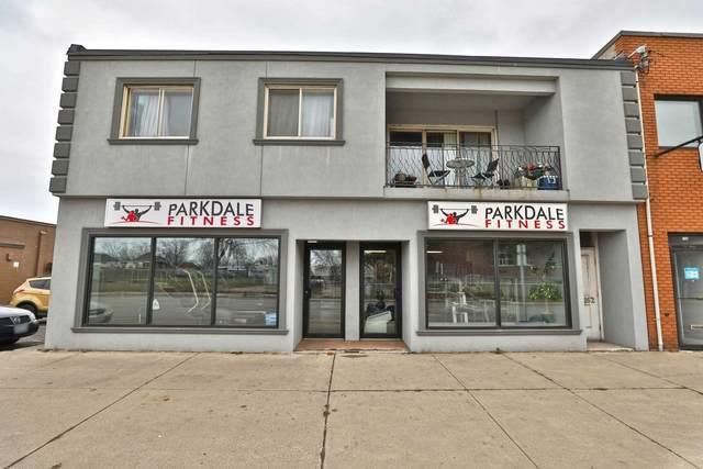 162 N Parkdale Ave, Hamilton, ON L8H 5X2 (#X4913881) :: The Ramos Team
