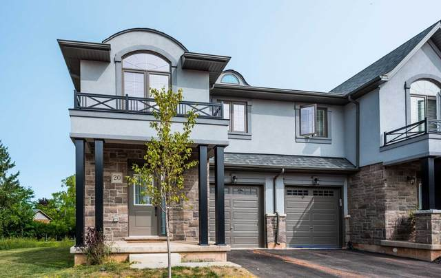 4297 East Ave #20, Lincoln, ON L0R 1B6 (#X4915832) :: The Ramos Team