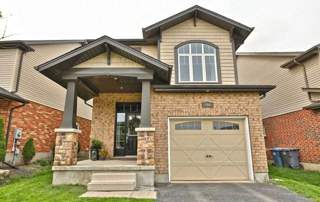 206 Goodwin Dr, Guelph, ON N1L 0C8 (#X4916383) :: The Ramos Team
