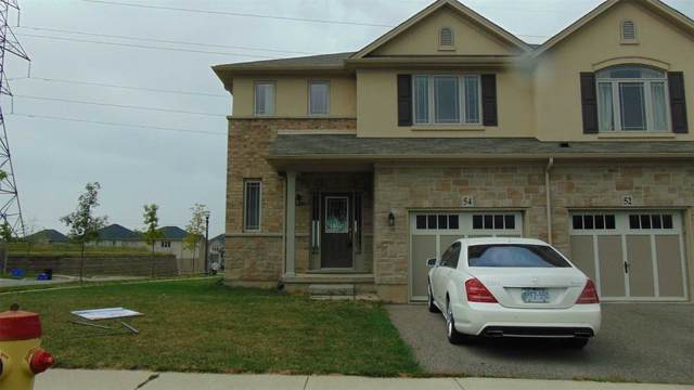 54 Greenwater St, Kitchener, ON N2R 0H2 (#X4917860) :: The Ramos Team