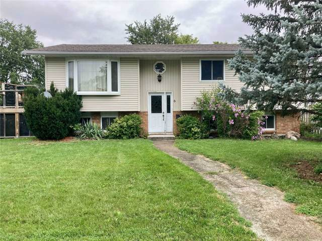6 Allore Ave, Quinte West, ON K8V 4W3 (#X4923700) :: The Ramos Team