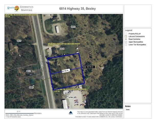 6814 Hwy 35, Kawartha Lakes, ON K0M 1K0 (#X4942520) :: Royal Lepage Connect