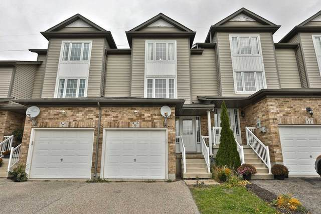 9 Red Clover Cres, Kitchener, ON N2E 4G9 (#X4970967) :: The Ramos Team