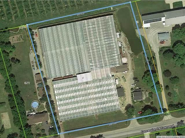 681 Concession 14 Rd, Norfolk, ON N3Y 4K3 (MLS #X4980997) :: Forest Hill Real Estate Inc Brokerage Barrie Innisfil Orillia