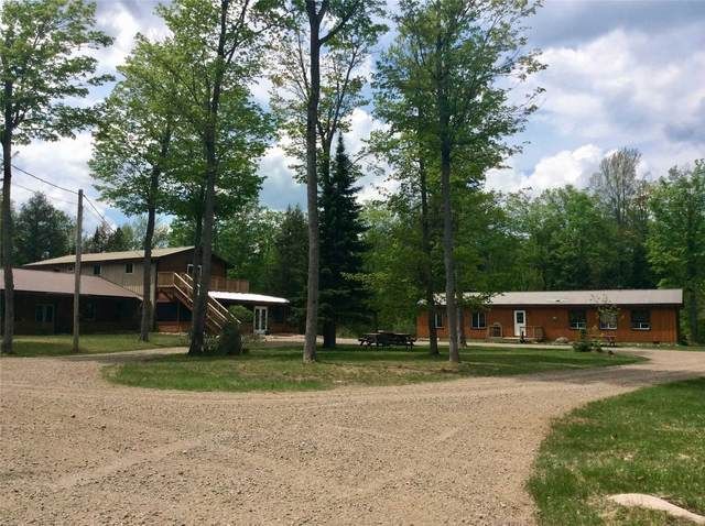 3121 Hwy 523, South Algonquin, ON K0L 2K0 (MLS #X4987451) :: Forest Hill Real Estate Inc Brokerage Barrie Innisfil Orillia