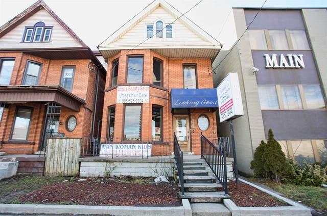 560 E Main St, Hamilton, ON L8M 1J2 (MLS #X5054761) :: Forest Hill Real Estate Inc Brokerage Barrie Innisfil Orillia