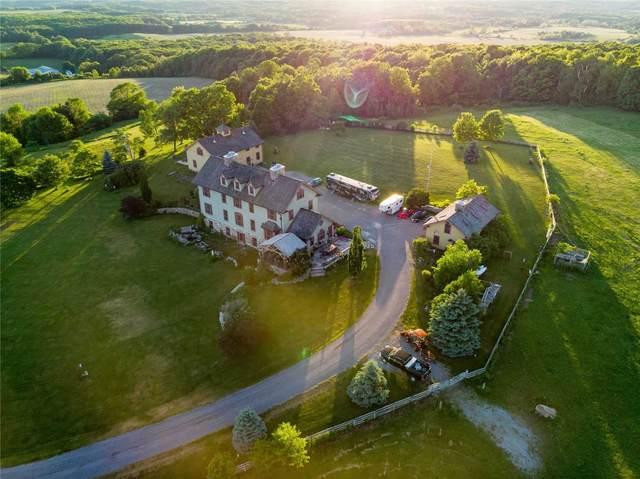 9868 Woodvale School Rd, Port Hope, ON K0L 1B0 (MLS #X5071064) :: Forest Hill Real Estate Inc Brokerage Barrie Innisfil Orillia