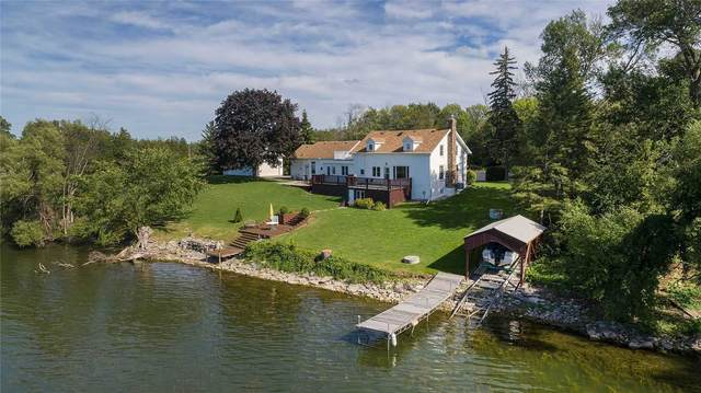 735 South Shore Rd, Greater Napanee, ON K7R 3K7 (MLS #X5089995) :: Forest Hill Real Estate Inc Brokerage Barrie Innisfil Orillia