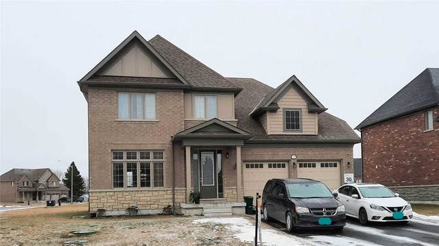 22 Monarch Rd, Quinte West, ON K0K 1L0 (#X5092249) :: The Johnson Team