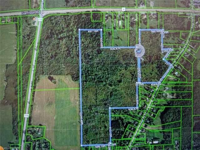 N/A Ridge Rd, Fort Erie, ON L0S 1N0 (MLS #X5093146) :: Forest Hill Real Estate Inc Brokerage Barrie Innisfil Orillia