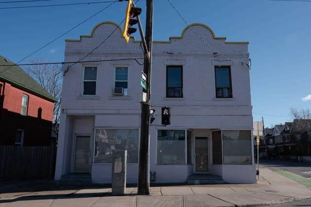 58-60 N Sherman Ave, Hamilton, ON L8L 6M2 (#X5094922) :: The Johnson Team