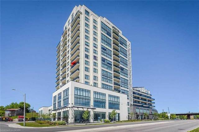 150 E Wellington St #1004, Guelph, ON N1H 0B5 (MLS #X5100618) :: Forest Hill Real Estate Inc Brokerage Barrie Innisfil Orillia
