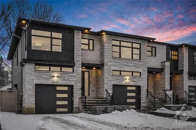 555 Mutual St, Ottawa, ON K1K 1C5 (MLS #X5100852) :: Forest Hill Real Estate Inc Brokerage Barrie Innisfil Orillia