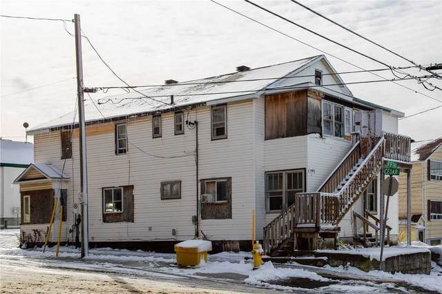 193-195 Fifth Ave, Timmins, ON P4N 5L1 (MLS #X5102689) :: Forest Hill Real Estate Inc Brokerage Barrie Innisfil Orillia