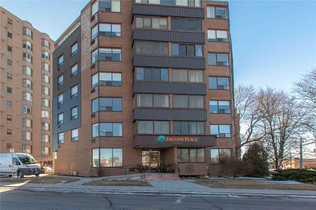 166 Mountain Park Ave #501, Hamilton, ON L8V 1A1 (#X5104199) :: The Johnson Team