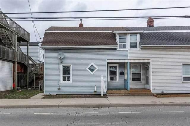 1121 E Cannon St, Hamilton, ON L8L 2J7 (MLS #X5108056) :: Forest Hill Real Estate Inc Brokerage Barrie Innisfil Orillia