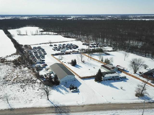 8248 Concession 3 Rd, West Lincoln, ON L0R 1E0 (MLS #X5109549) :: Forest Hill Real Estate Inc Brokerage Barrie Innisfil Orillia