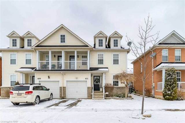 411 Wright Cres, Niagara-On-The-Lake, ON L0S 1J0 (MLS #X5111247) :: Forest Hill Real Estate Inc Brokerage Barrie Innisfil Orillia
