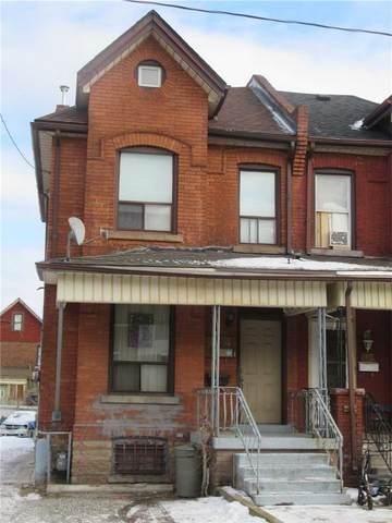 104 N Sanford Ave, Hamilton, ON L8L 5Z2 (MLS #X5113925) :: Forest Hill Real Estate Inc Brokerage Barrie Innisfil Orillia