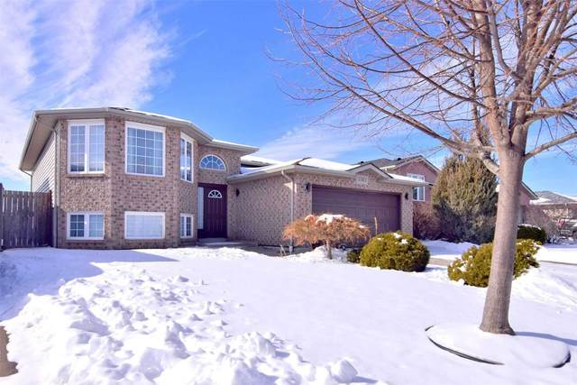 3583 Caribou Cres, Windsor, ON N8W 5T2 (MLS #X5115343) :: Forest Hill Real Estate Inc Brokerage Barrie Innisfil Orillia