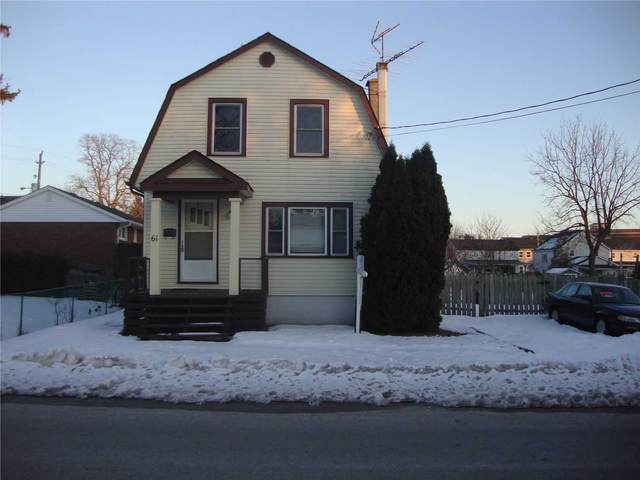 61 Young St, Port Hope, ON L1A 1M5 (#X5116056) :: The Johnson Team