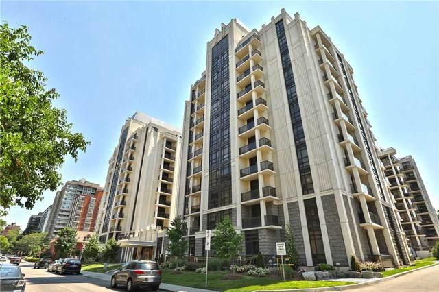 81 Robinson St #101, Hamilton, ON L8P 0C2 (MLS #X5116704) :: Forest Hill Real Estate Inc Brokerage Barrie Innisfil Orillia