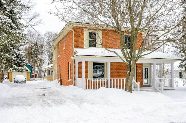 72 Sherwood St, Kawartha Lakes, ON K0M 1A0 (MLS #X5119190) :: Forest Hill Real Estate Inc Brokerage Barrie Innisfil Orillia