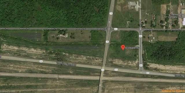 823 Reaker Rd, Welland, ON L3B 5N5 (MLS #X5120164) :: Forest Hill Real Estate Inc Brokerage Barrie Innisfil Orillia