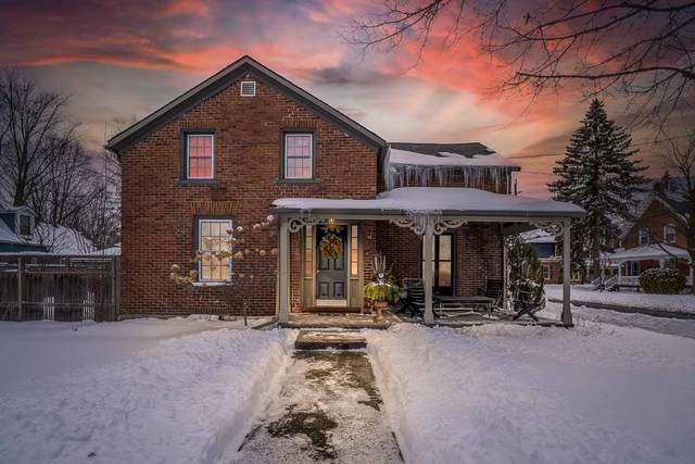 53 Queen St, Prince Edward County, ON K0K 2T0 (#X5121075) :: The Johnson Team
