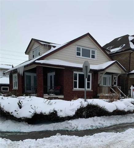 45 S Connaught Ave, Hamilton, ON L8M 3C4 (MLS #X5121806) :: Forest Hill Real Estate Inc Brokerage Barrie Innisfil Orillia