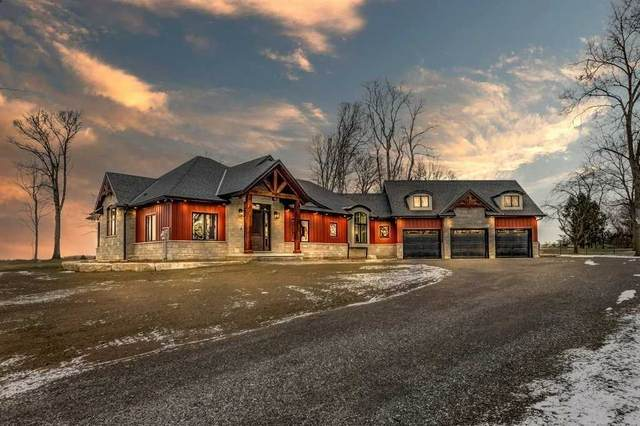 583 Hwy 20, Pelham, ON L0S 1C0 (MLS #X5122588) :: Forest Hill Real Estate Inc Brokerage Barrie Innisfil Orillia