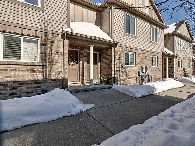 6117 Kelsey Cres #25, Niagara Falls, ON L2H 0B2 (MLS #X5123900) :: Forest Hill Real Estate Inc Brokerage Barrie Innisfil Orillia