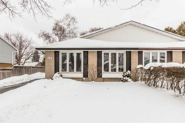 64 Garrow Dr, Hamilton, ON L9C 2X3 (MLS #X5123955) :: Forest Hill Real Estate Inc Brokerage Barrie Innisfil Orillia