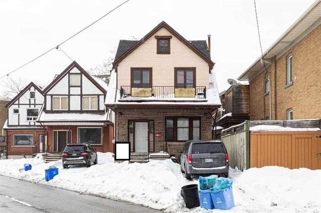 1412 E King St, Hamilton, ON L8M 1H8 (MLS #X5124851) :: Forest Hill Real Estate Inc Brokerage Barrie Innisfil Orillia