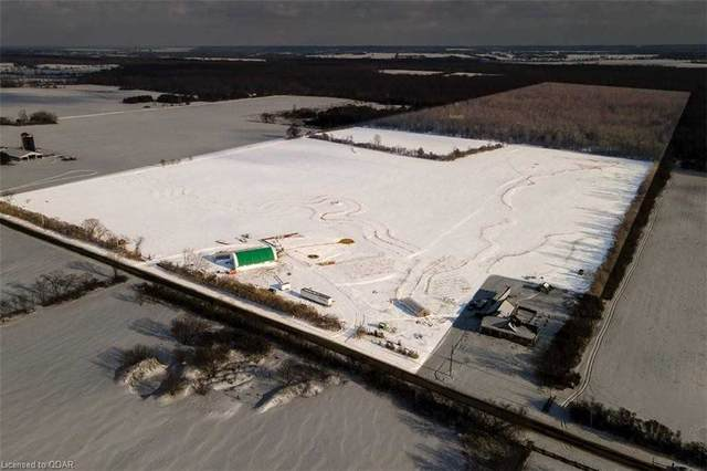 691 Bethel Rd, Prince Edward County, ON K0K 2T0 (MLS #X5126241) :: Forest Hill Real Estate Inc Brokerage Barrie Innisfil Orillia
