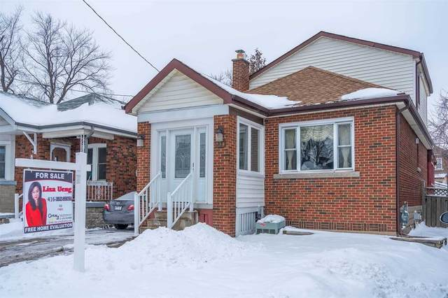 119 Fairfield Ave, Hamilton, ON L8H 5H1 (#X5126517) :: The Johnson Team