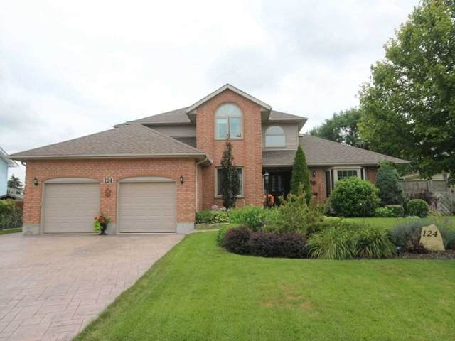 124 Wheeler Ave, Thames Centre, ON N0L 1G2 (#X5126574) :: The Johnson Team