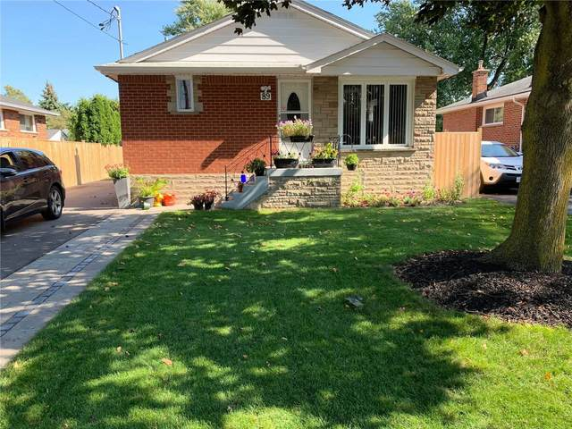 89 David Ave, Hamilton, ON L9A 3V4 (MLS #X5127652) :: Forest Hill Real Estate Inc Brokerage Barrie Innisfil Orillia