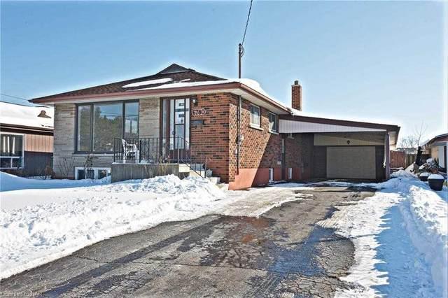 6780 Caledonia St, Niagara Falls, ON L2G 5A9 (MLS #X5129537) :: Forest Hill Real Estate Inc Brokerage Barrie Innisfil Orillia