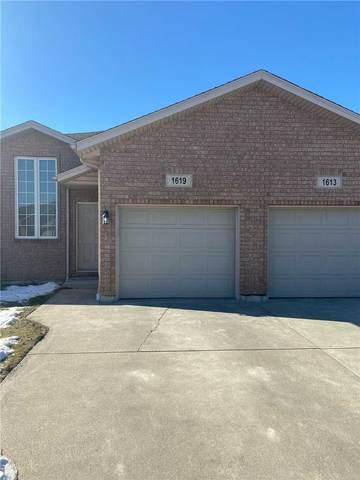 1619 Sagebrush Crt, Windsor, ON N9G 3B8 (MLS #X5129953) :: Forest Hill Real Estate Inc Brokerage Barrie Innisfil Orillia