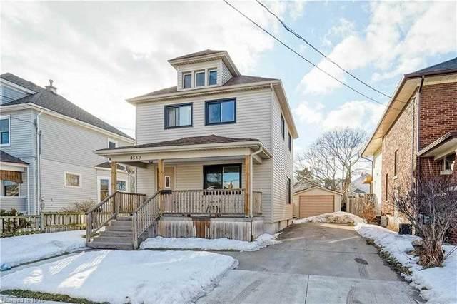 4553 Fifth Ave, Niagara Falls, ON L2E 4R5 (MLS #X5129988) :: Forest Hill Real Estate Inc Brokerage Barrie Innisfil Orillia