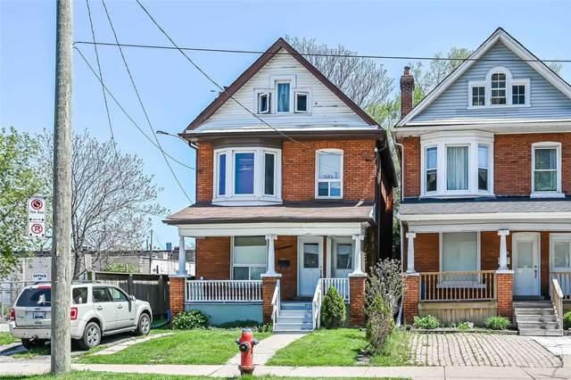 17 S Sanford Ave, Hamilton, ON L8M 2G4 (MLS #X5131601) :: Forest Hill Real Estate Inc Brokerage Barrie Innisfil Orillia