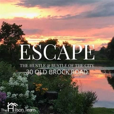 30 Old Brock Rd, Puslinch, ON N0B 2J0 (MLS #X5131735) :: Forest Hill Real Estate Inc Brokerage Barrie Innisfil Orillia