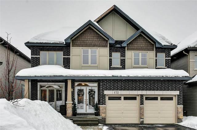 172 Fairweather St, Ottawa, ON K1T 0N2 (MLS #X5133098) :: Forest Hill Real Estate Inc Brokerage Barrie Innisfil Orillia