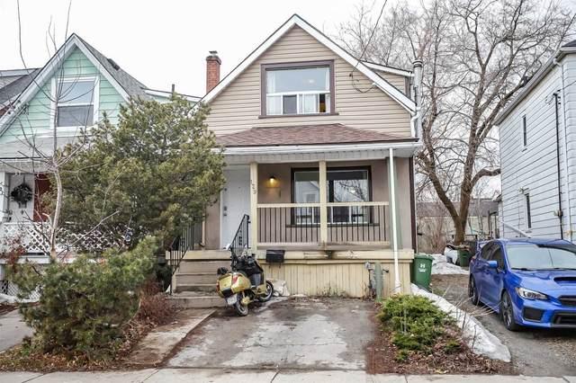 129 N London St, Hamilton, ON L8H 4B6 (MLS #X5133413) :: Forest Hill Real Estate Inc Brokerage Barrie Innisfil Orillia